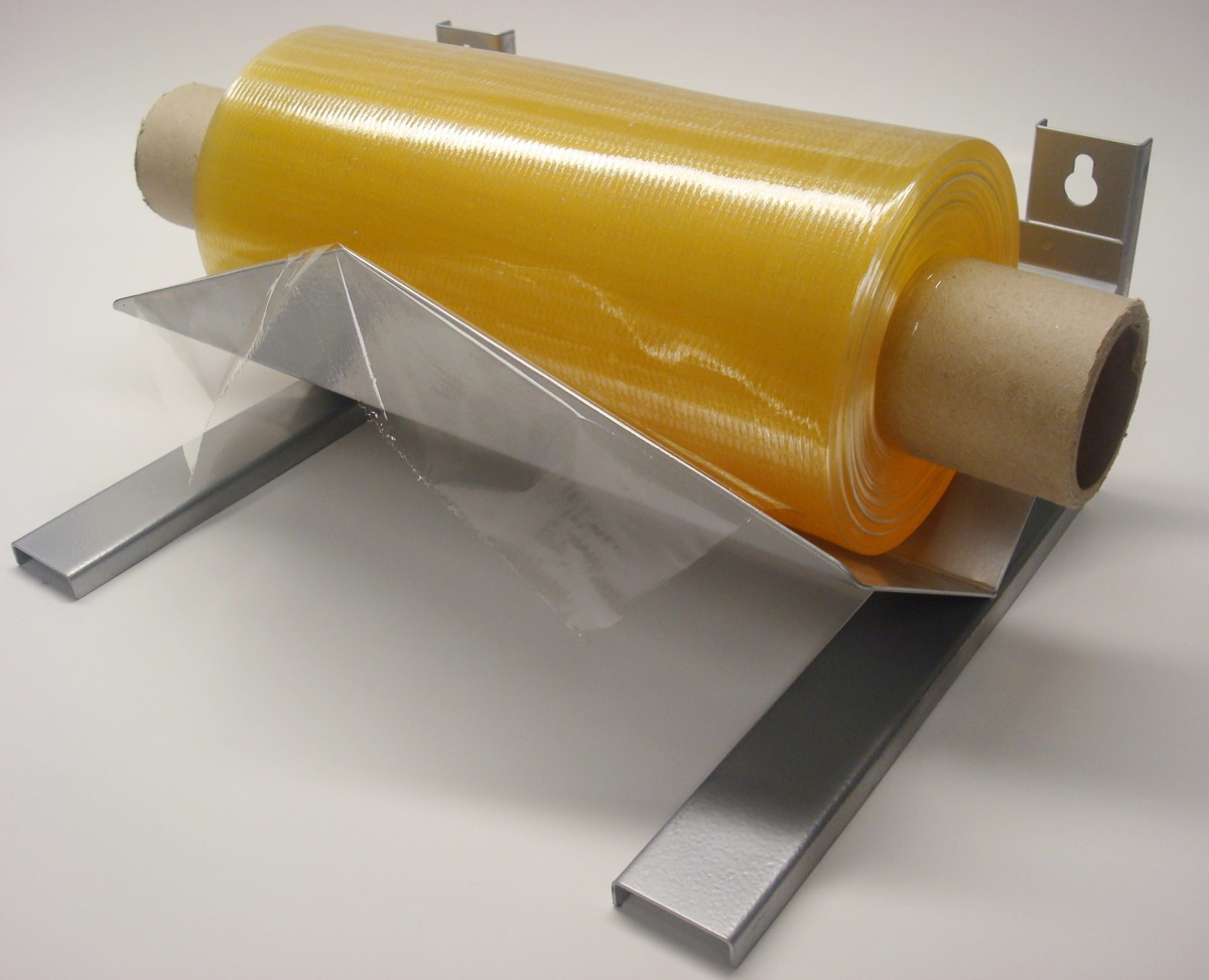 24 X 24 Printers Film High Cling Film. 75 GA.   500 sheets/roll